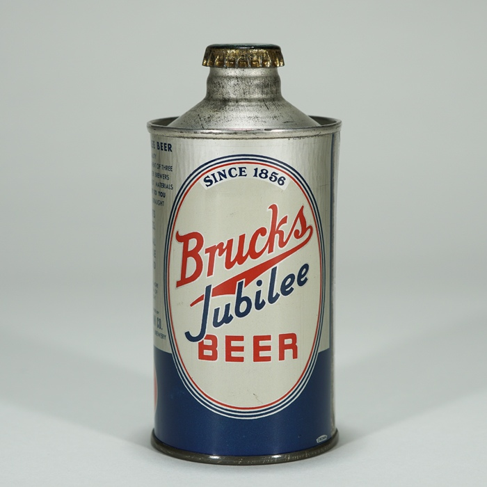 Brucks Jubilee Beer J Spout 154-27 Beer