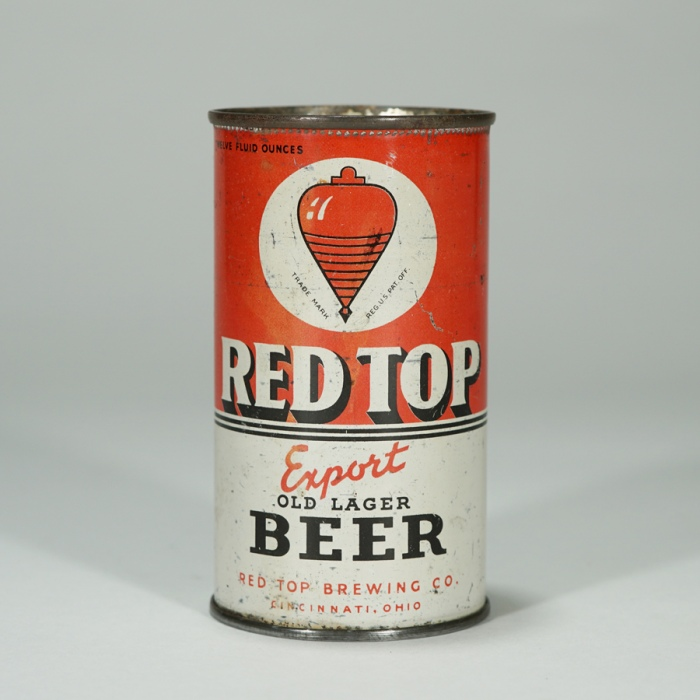 Red Top Export Old Lager Beer OI 724 Beer