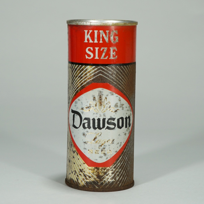 Dawson Lager Beer King Size 148-24 Beer