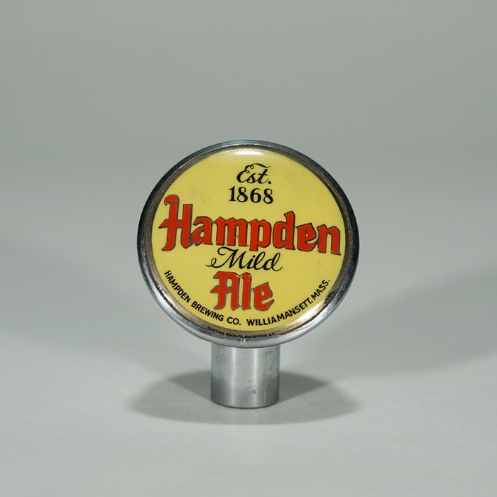Hampden Mild Ale Tin Can Knob Beer