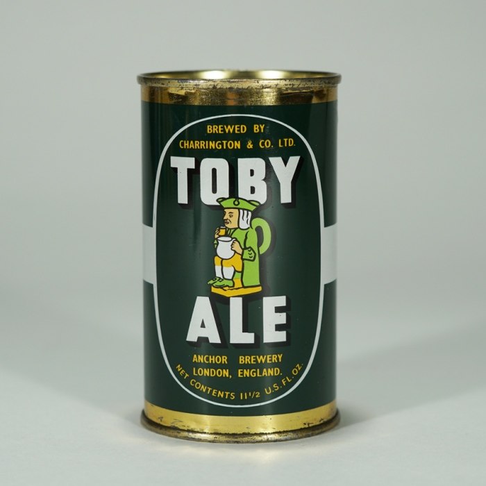 Toby Ale Can Beer
