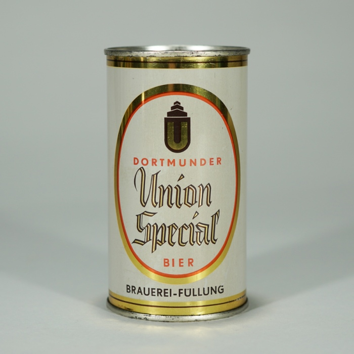 Union Special Dortmunder Beer FANCY LETTERS Beer