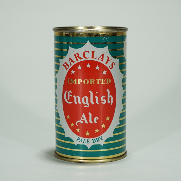 Barclays Imported English Ale Beer