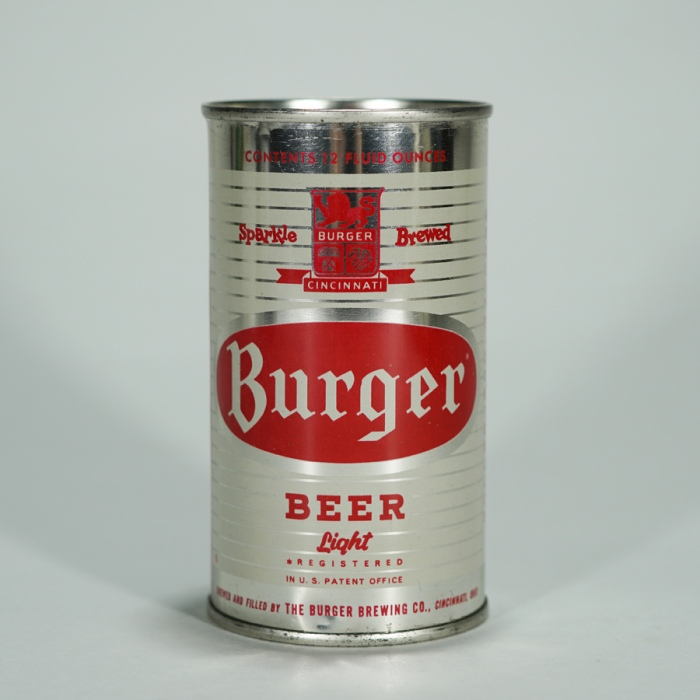 Burger Light Beer 046-22 Beer