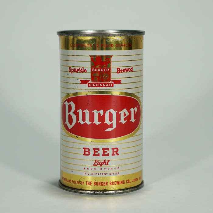 Burger Light Beer 46-20 Beer