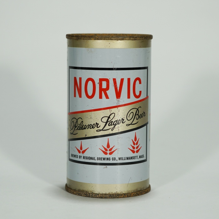 Norvic Enamel KEGLINED Can Beer
