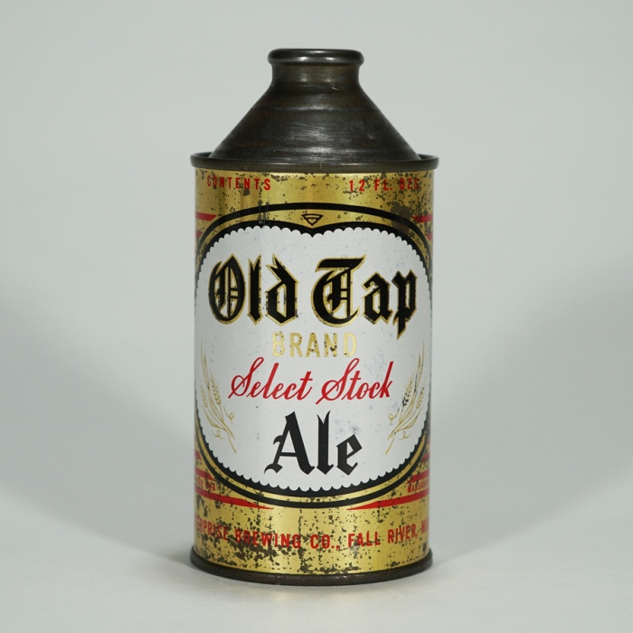 Old Tap Select Stock Ale Cone 178-3 Beer