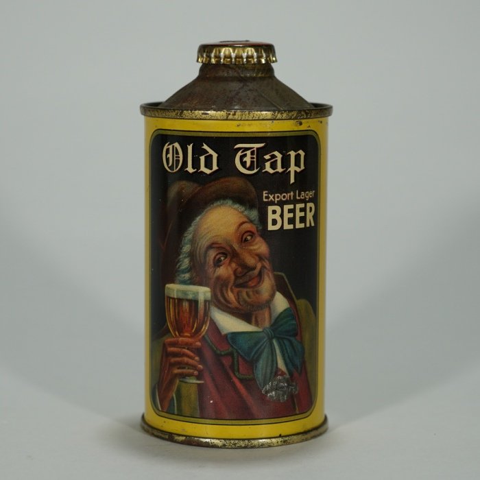 Old Tap Export Lager Beer Cone 178-04 Beer