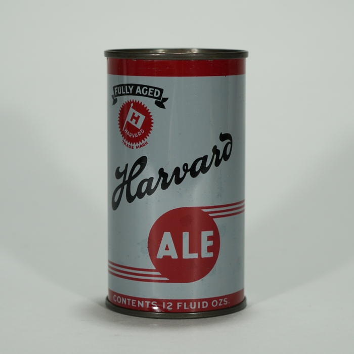 Harvard Ale Dull Gray OI 384 Beer