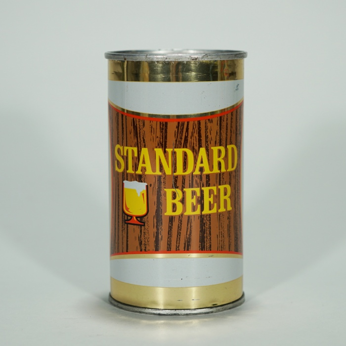 Standard Beer ZIP TOP Can 126-11 Beer