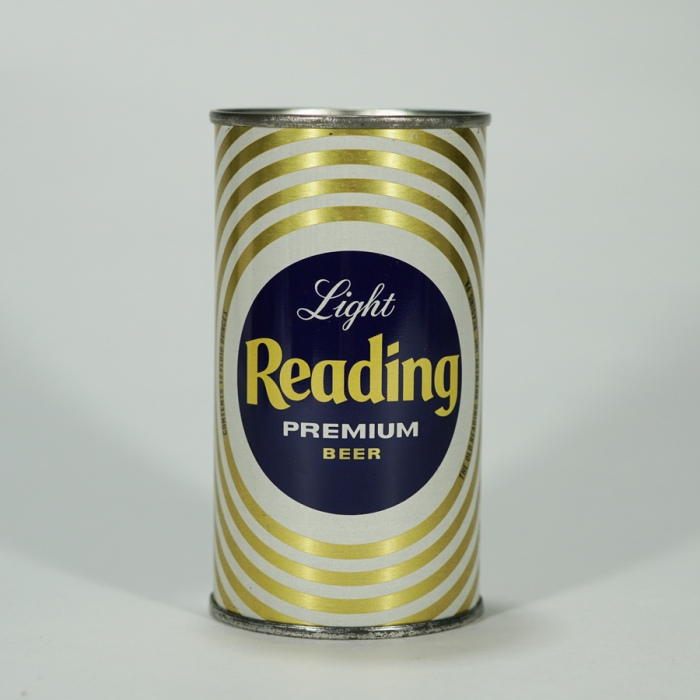 Reading Light Beer Can 118-39 Beer
