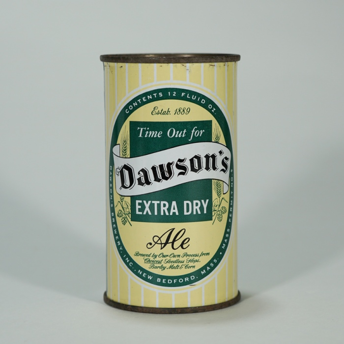 Dawsons Extra Dry Ale Can 53-9 Beer