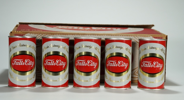 Falls City MINTY FULL CASE 61-31 Beer