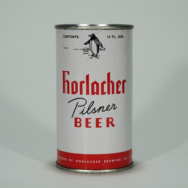 Horlacher Beer Can 83-26 Beer