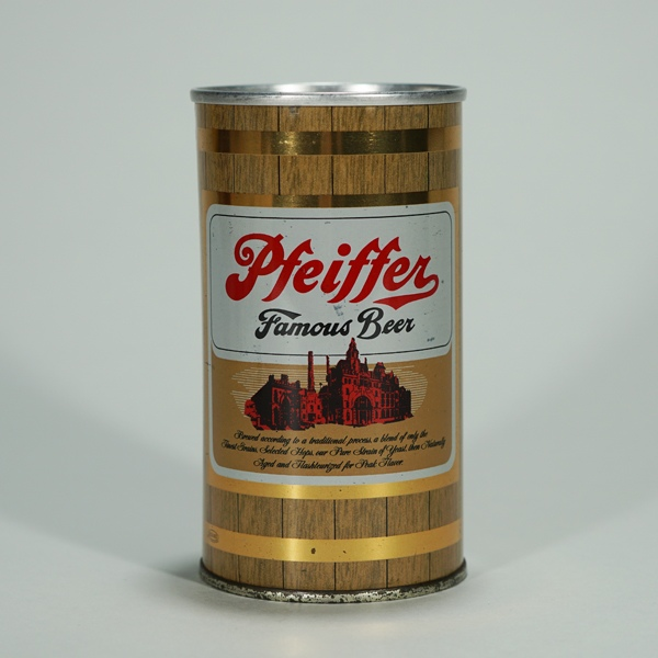 Pfeiffer Zip Top ENAMEL 108-17 Beer