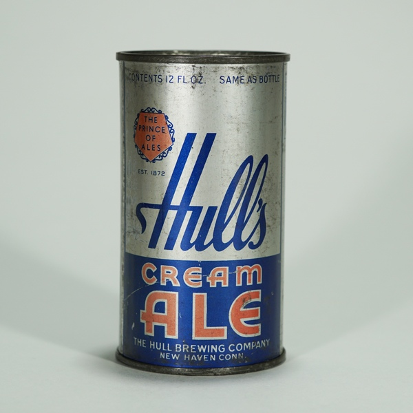 Hull's Cream Ale OI 430 Beer