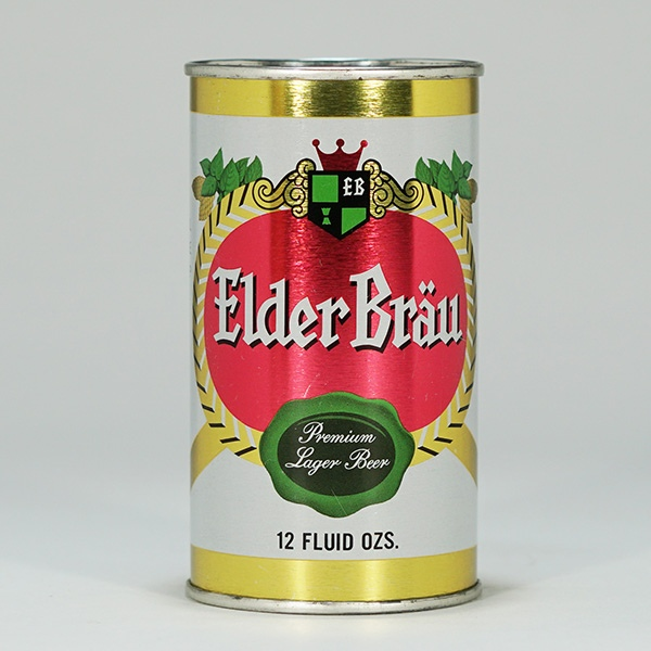 Elder Brau Beer Can 59-28 Beer