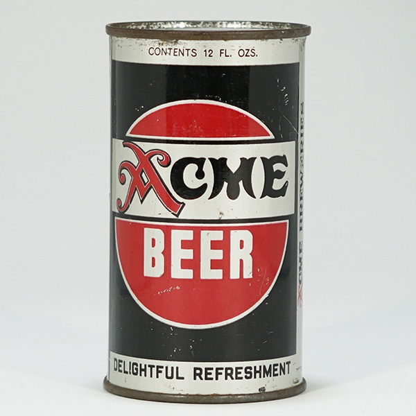 Acme DELIGHTFUL Can SAN FRAN 29-03 Beer