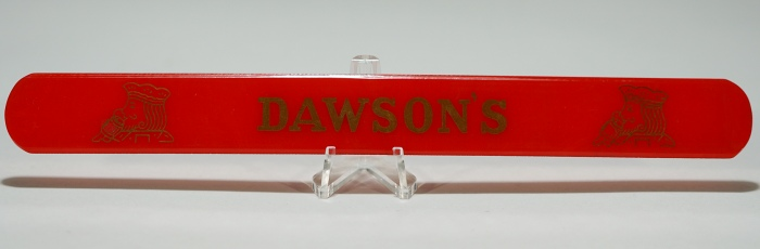 Dawson's King Foam Scraper Frother Beer