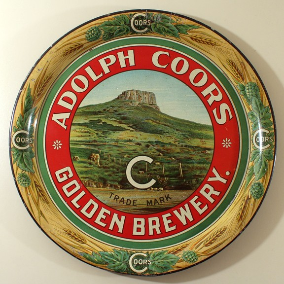 Adolph Coors Iii Stock Photos And Pictures: Golden Brewery At Breweriana.com