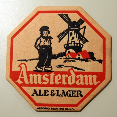 Amsterdam Ale & Lager Octagon Beer