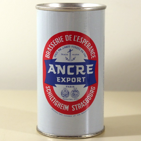 Ancre Export Beer Beer