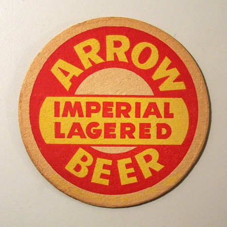 Arrow Imperial Lagered Beer - Two Sided Beer