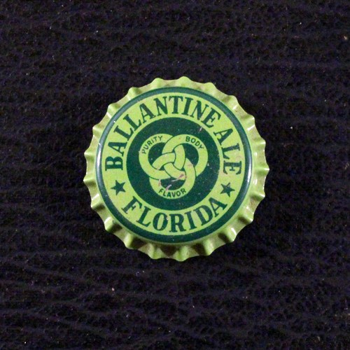 Ballantine Ale Florida Beer