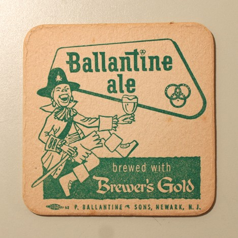 Ballantine Ale - Pirate Beer