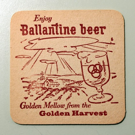 "Ballantine Beer - Sing Along - ""Polly Wolly Doodle"" Beer"