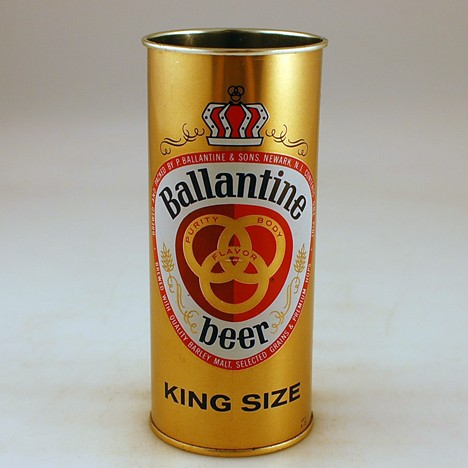 Ballantine King Size 224-29 Beer
