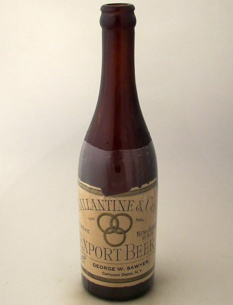 Ballantine & Co.'s Export Beer Beer