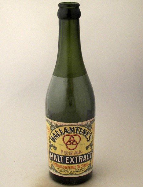 Ballantine's Ideal Malt Extract Beer