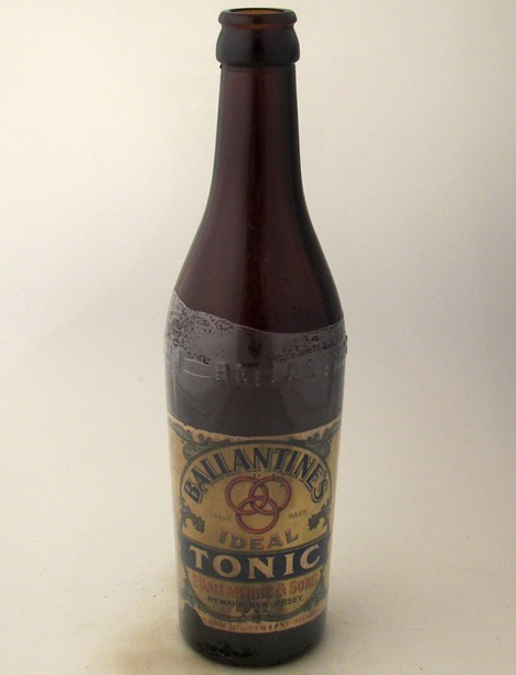 Ballantine's Ideal Tonic Beer