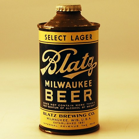 Blatz Select Lager like 153-10 Beer