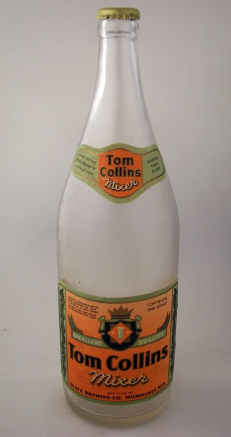 Blatz Tom Collins Mixer 32 oz. Beer