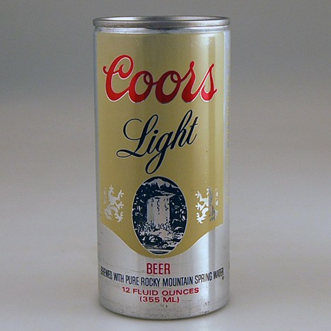 Coors Test 230-22 Beer