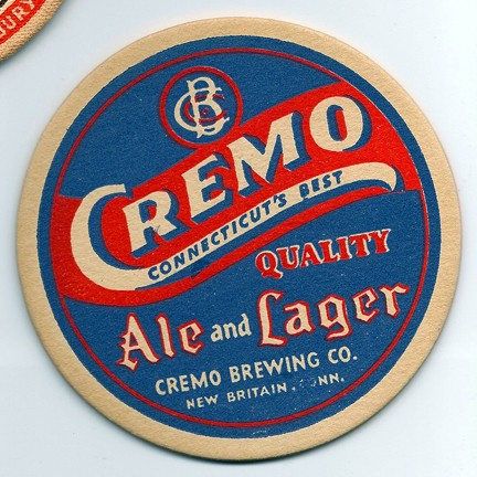 Cremo Quality Ale And Lager Beer