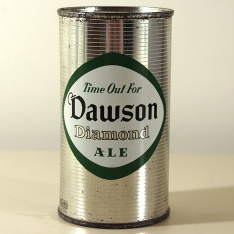 Dawson's Diamond Ale 053-13 Beer