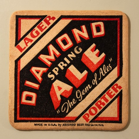 Diamond Spring Ale - Lager - Porter Beer