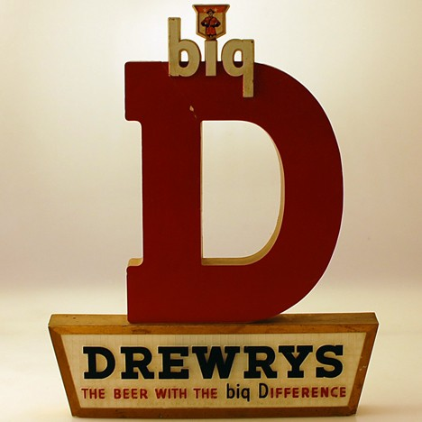 Drewrys Big D Beer