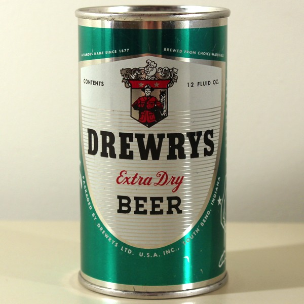 Drewrys Extra Dry Beer Green Horoscope 056-24 Beer