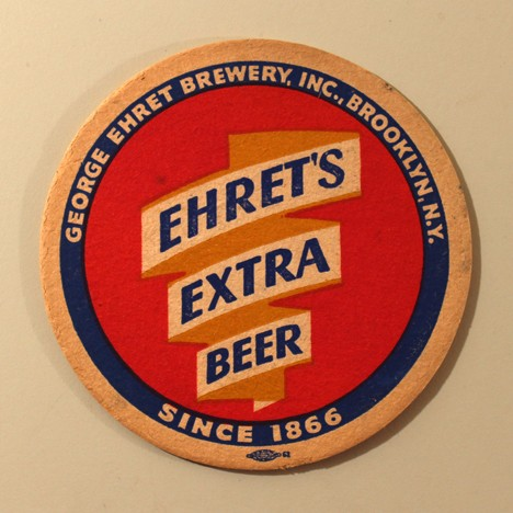 Ehret's Extra Beer - Red Beer