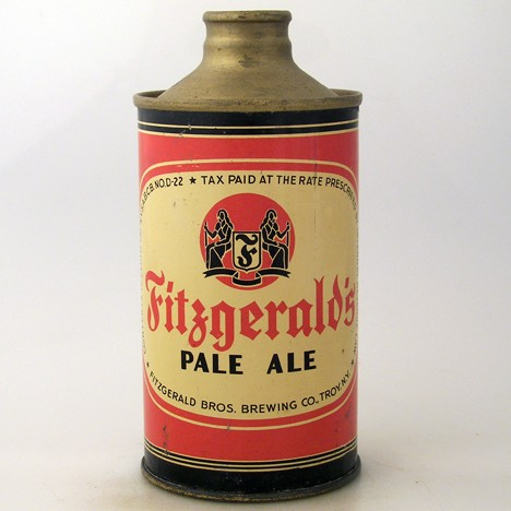 Fitzgerald's Pale Ale 162-32 Beer