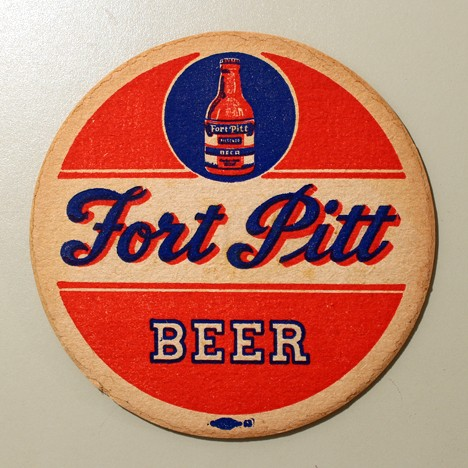 Fort Pitt Beer (Steinie Bottle) Beer