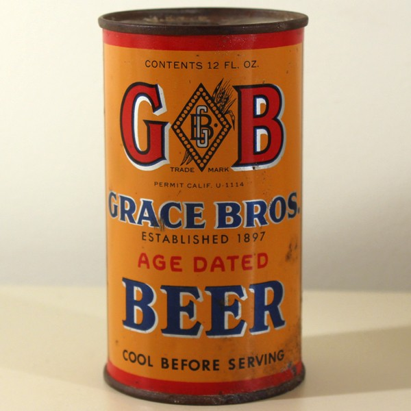 GB Age Dated Beer 311 Beer