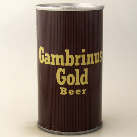 Gambrinus Gold Beer 067-07 Beer