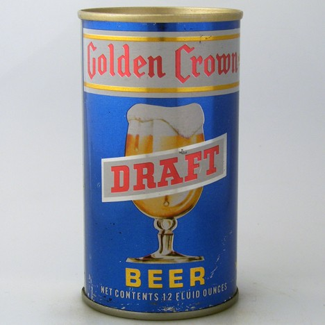 Golden Crown Draft Beer 070-05 Beer