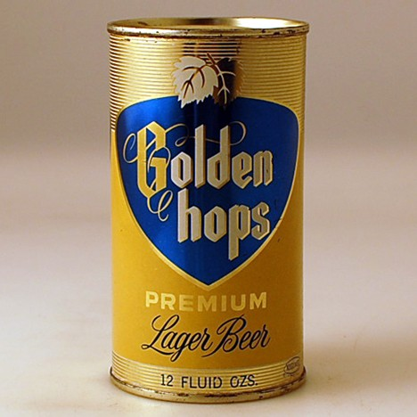 Golden Hops Lager 073-22 Beer