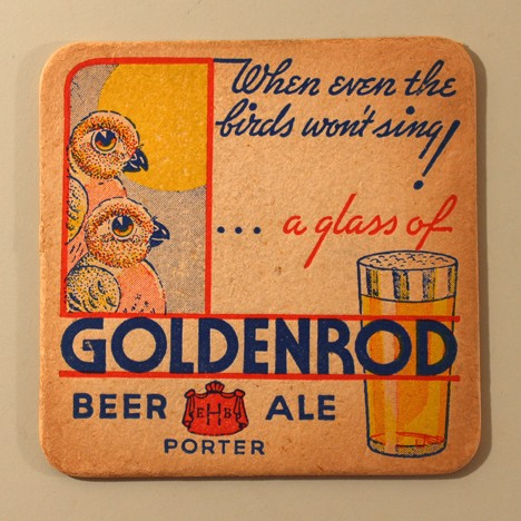 Goldenrod - When Even The Birds Won't Sing Beer